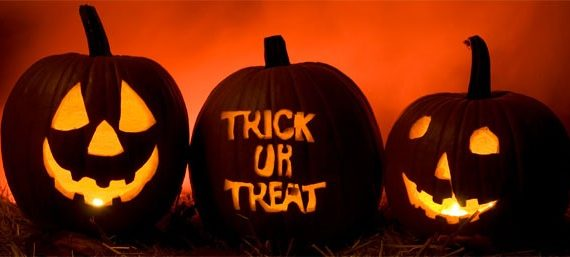 la celebración de halloween