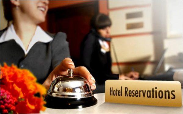 Reservación en un hotel. Diálogos con frases útiles en portugués
