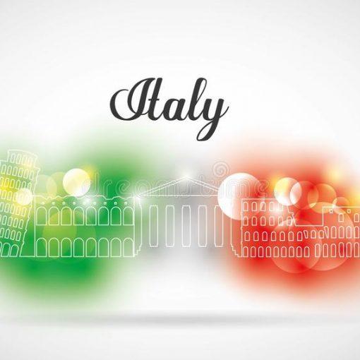 los iconos italianos