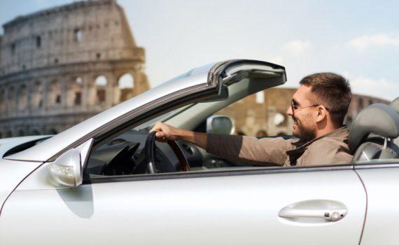 conducir en italia
