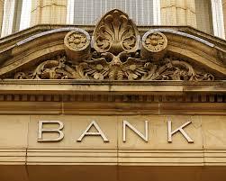 bancos en inglés