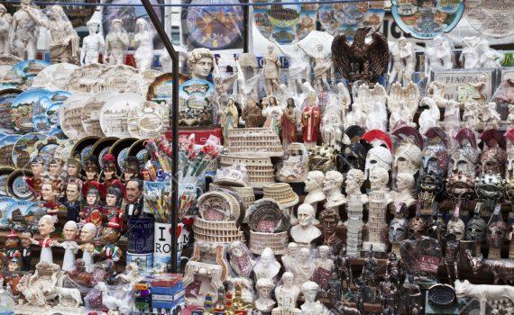 souvenirs italianos