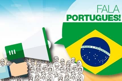 preposiciones en portugués