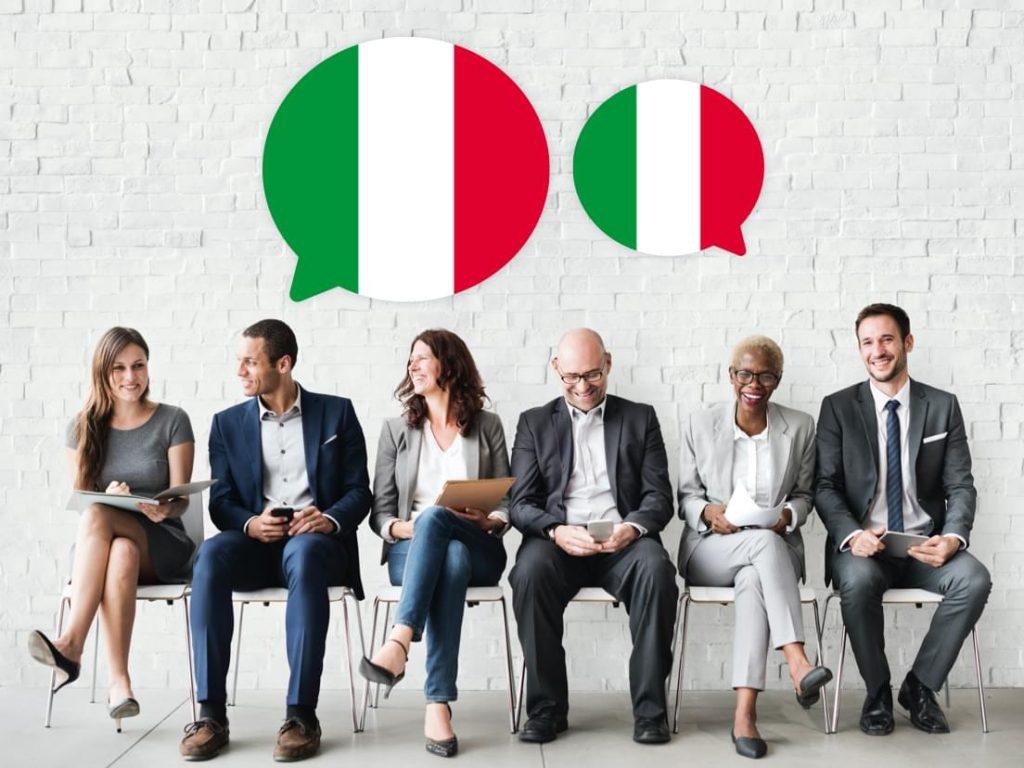las palabras italianas