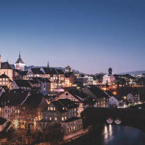 Suiza tiene 4 lenguas oficiales