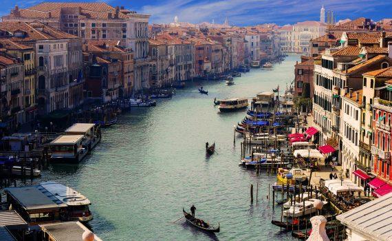 La ciudad italiana