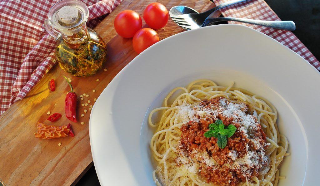 La gastronomía italiana