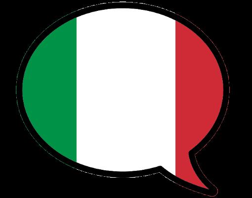 la expresión en italiano