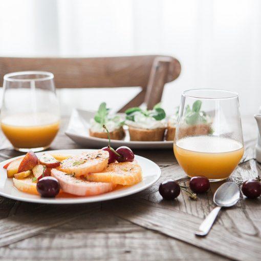 Desayuno en portugués