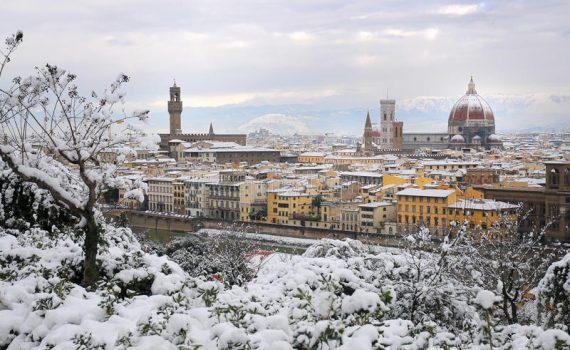 Italia en invierno
