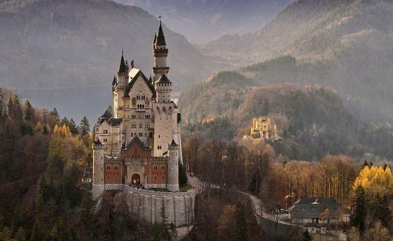 Castillo alemán Neuschwanstein