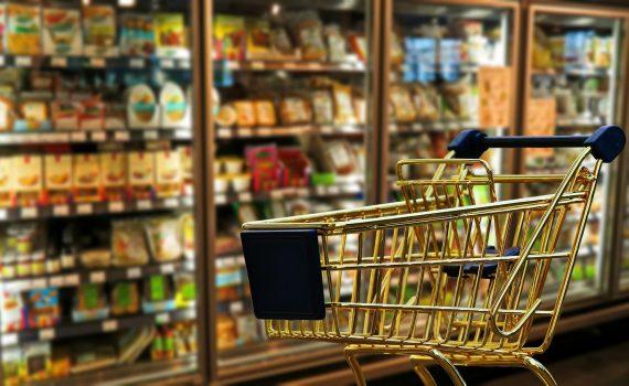 supermercado en italiano