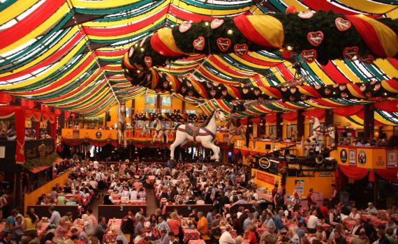 las fiestas alemanas
