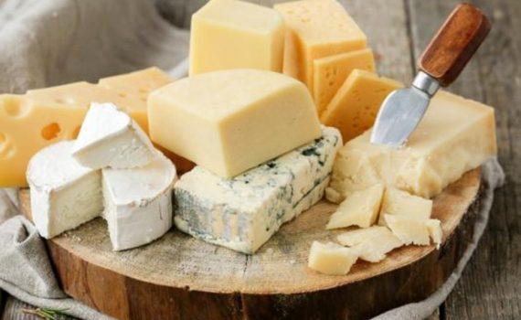 los quesos franceses