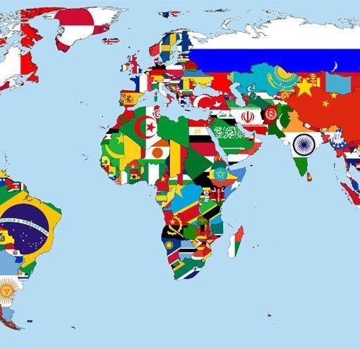 países y gentilicios