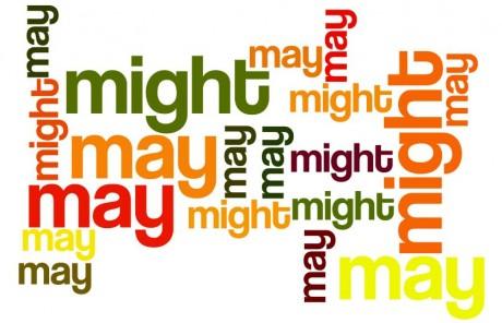 May & Might