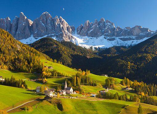 poblados italianos