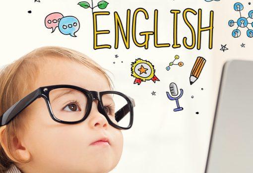 inglés a niños pequeños