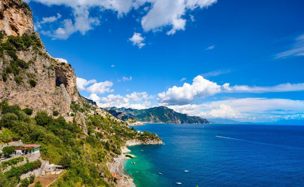 Las playas italianas