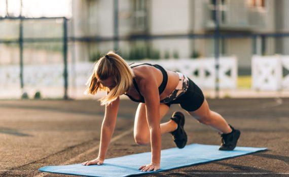 Palabras sobre el fitness