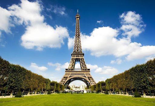 primera visita a Paris