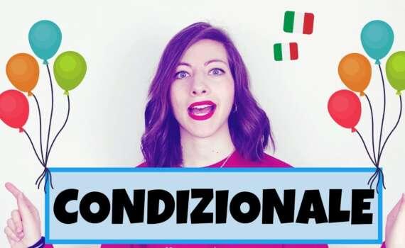 El condicional en italiano