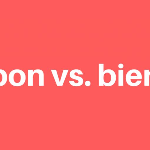las palabras francesas